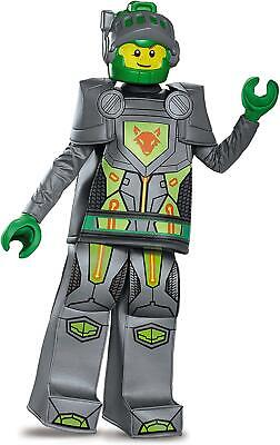 $21.89 • Buy Lego Nexo Knights Aaron Prestige Deluxe Size S 4/6 Boys Costume Disguise 7ET7zs1