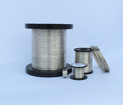 25 SWG Tinned Copper Wire 10meters FUSE WIRE 15 AMP 0.5mm On Coil • 3.99£