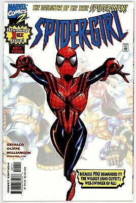 Spider-Girl (1998) #1 NM- A-Next Preview • 4.70£