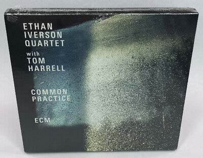 Ethan Iverson Quartet With Tom Harrell - Common Practice - New & Sealed CD • 10.99£
