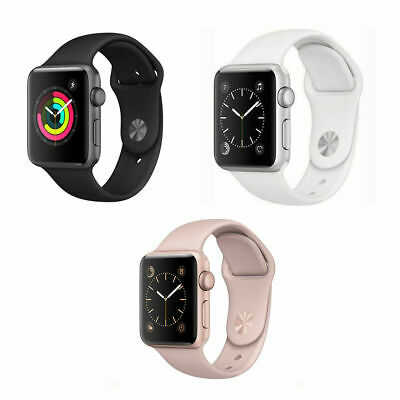 $ CDN289.84 • Buy Apple Watch Series 3 38mm 42mm GPS - Space Gray Silver Gold