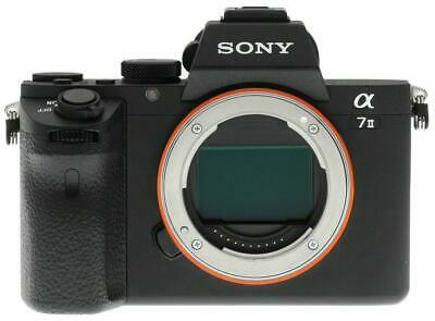 $ CDN1195.90 • Buy Sony Alpha A7 II Mirrorless Digital Camera (Body)