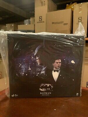 $ CDN951.42 • Buy Hot Toys Michael Keaton Batman Returns Batman Bruce Wayne-Sealed, Never Opened