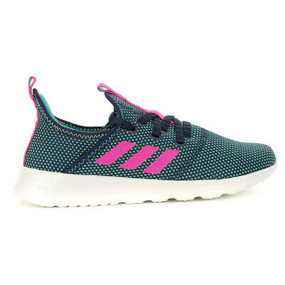 $ CDN74.99 • Buy Adidas Women's Cloudfoam Pure Legend Ink/Shock Pink Shoes EF9395 NEW