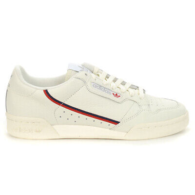 $ CDN99.99 • Buy Adidas Men's Continental 80 White Tint/Off White/Scarlet Sneakers B41680 NEW