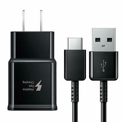 $ CDN10.91 • Buy For Samsung Galaxy Note10 S8 S9 S10 Plus OEM 3.0 Fast Wall Charger Type-C Cable