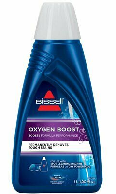 £26.99 • Buy Wash Protect Oxygen Boost Clean Bissel Concentrated Carpet Shampoo 1L Cleaner