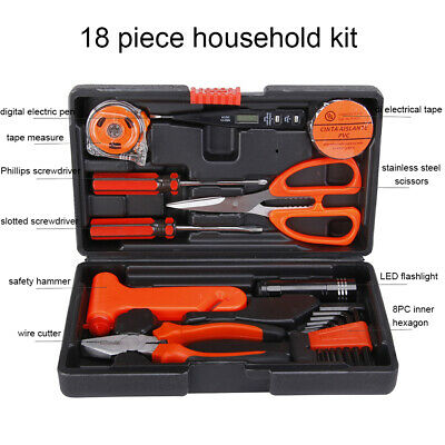 Electricians Screwdriver Set Tool Electrical Fully Insulated 18 Pc With Kit  • 15.03£