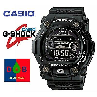 View Details *Low Price Casio G-Shock GW-7900B-1ER Radio Controlled Solar Digital Resin Watch • 74.99£
