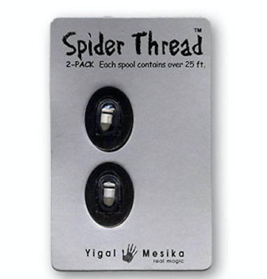Spider Thread (2 Piece Pack) - Yigal Mesika - Magic Tricks • 11.62£