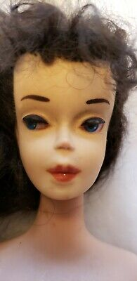 $ CDN396.98 • Buy Vintage Transitional #3/#4 Ponytail Barbie Brunette 1960 ☆Simply Stunning!!!☆