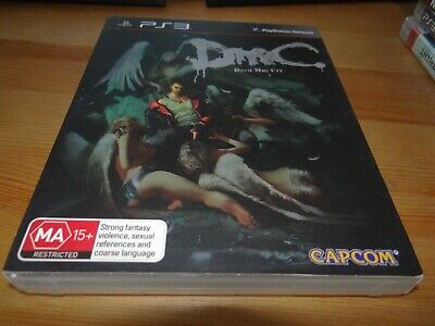 AU9.80 • Buy Dmc Devil May Cry Ps3 Playstation 3 *cheap*