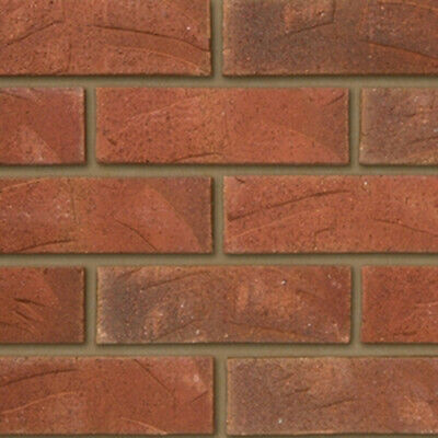 400 Per Pack, Ibstock Grainger Antique Brick 65mm, Wall, Extension, Bricks • 361.13£