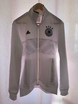 Germany National Team Authentic Football Jacket Full Zip Size M Adidas • 34.99£