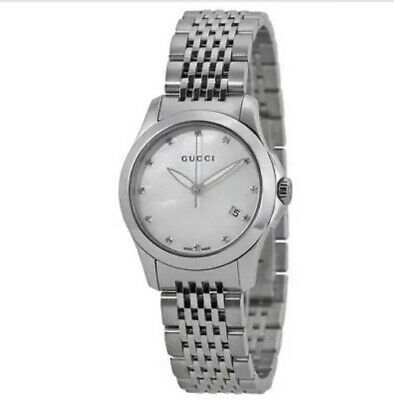 AU473.40 • Buy NEGOTIABLE - GUCCI Diamond Women's Watch