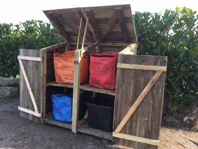 Recycling Outdoor Storage • 280£