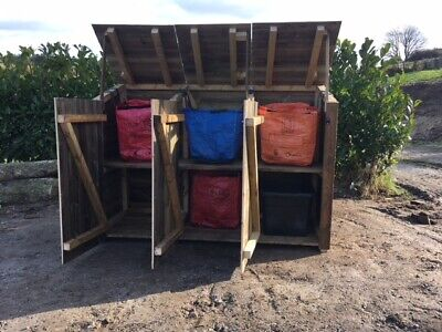 Recycling Outdoor Storage • 340£