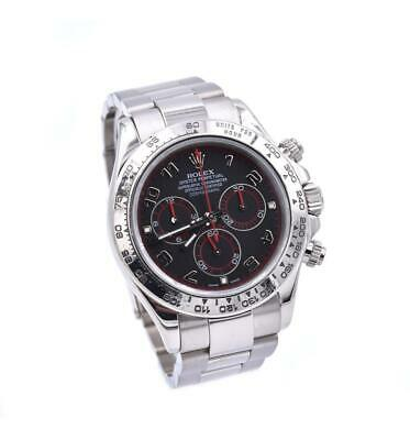 $ CDN38158.20 • Buy Rolex White Gold Daytona Watch Ref. 116509