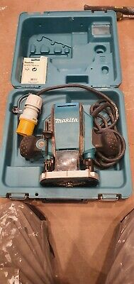 Makita RP0900X 900W 1/4 Or 3/8 Inch Plunge Router • 100£