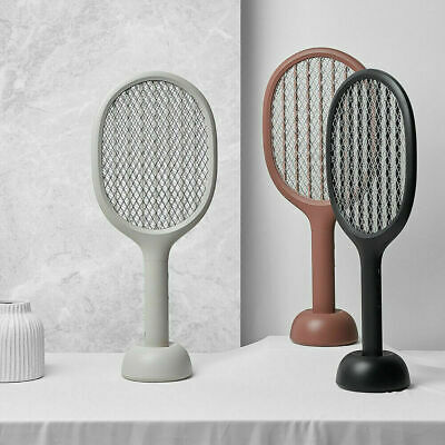 AU39.95 • Buy SOLOVE P1 Electric Mosquito Swatter Insect Bug Fly+UV Zapper Repeller