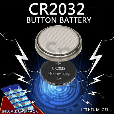AU2.40 • Buy Cr2032 3v Lithium Cell Battery 5004lc 2032 Br2032 Button Batteries Oz
