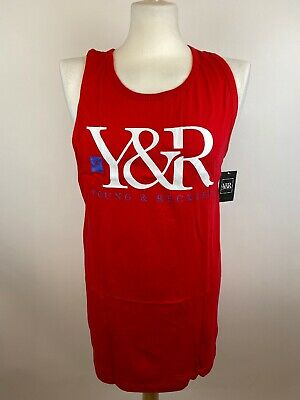 Young & Reckless Mens Vest Size Large • 17£