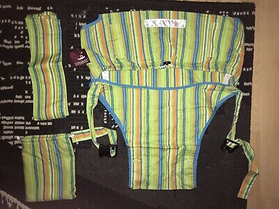 Portable Totseat Travel High Chair With Its Pouch • 6£