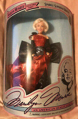 Marilyn Monroe Collectors Series Sparkle Superstar Unopened • 6£