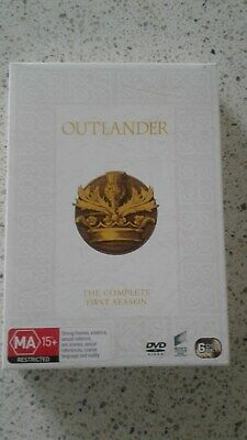 AU24.99 • Buy Outlander – The Complete First Season – As New!
