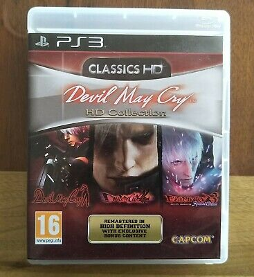 AU1 • Buy Devil May Cry Classics HD Collection For Sony Playstation 3