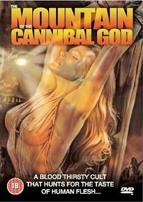 Mountain Of The Cannibal God - Dvd - Uncut - Deleted - Sergio Martino • 12.95£
