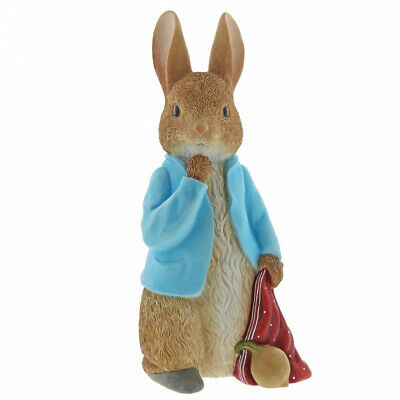 Enesco Beatrix Potter Peter Rabbit Statement Figurine 35 Cm • 44.99£