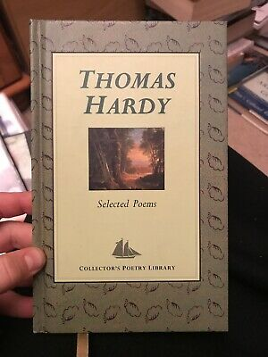 Selected Poems (Collectors Poetry Library), Hardy, Thomas, New • 6.99£