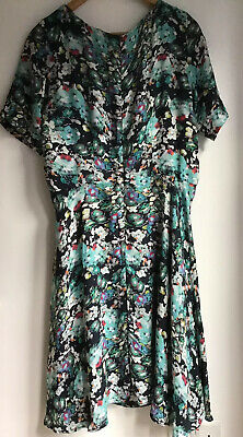 BRORA NEW WIOUT TAGS Viscose Dress Size 14 • 40£