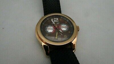 $50 • Buy PARTS ONLY - NON-WORKING Daniel Steiger Automatic Watch Mens DS1998 10ATM