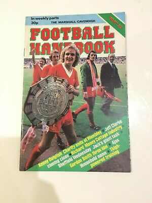 The Marshal Cavendish Football Handbook Part 59 • 3.50£