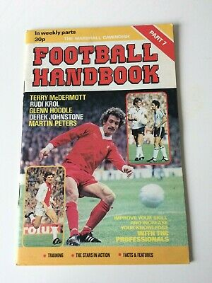 The Marshal Cavendish Football Handbook Part 7 • 3.50£