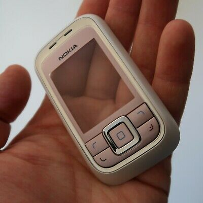 Genuine Nokia 6111 Pink Front Fascia Sold As Seen Good Condition  • 2.20£