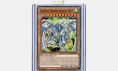 OP10-EN015 Stardust Dragon Assault Mode YuGiOh Card • 1.99£