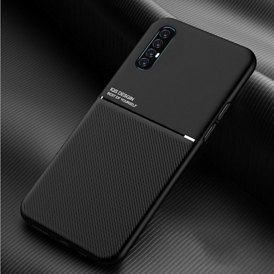 AU7.38 • Buy Leather Magnetic Slim Case Cover For OPPO A9 2020 / A5 2020 / 2Z / 2 / F11