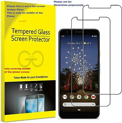 Genuine HUAWEI P Smart 2019 P20 Pro P30 Lite Tempered Glass Screen  Protector  • 2.35£