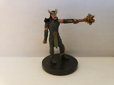 $ CDN0.99 • Buy Authentic Dungeons & Dragons (D&D) Miniature: Tiefling Warlock #47/60