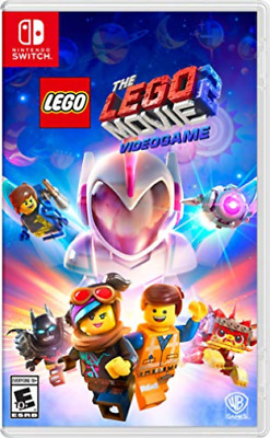 AU48.85 • Buy The Lego Movie 2 Videogame-the Lego Movie 2 Videogame (us Import) Game New