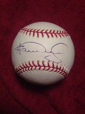 $ CDN13.23 • Buy Adrian CARDENAS Signed Official Major League Baseball AUTO AUTOGRAPH