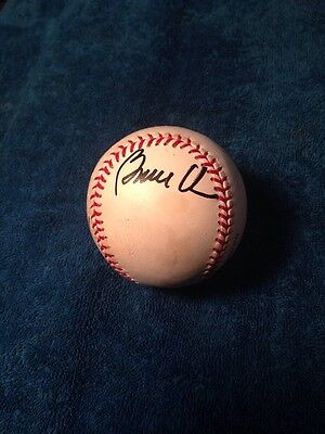 $ CDN13.23 • Buy BRUCE CHEN Andy Benes GEORGE LOMBARD Signed National League Baseball AUTOGRAPHED