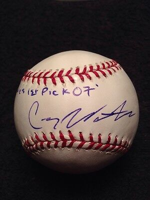 $ CDN13.23 • Buy Casey Weathers Signed Autographed Major League Baseball- Single Auto