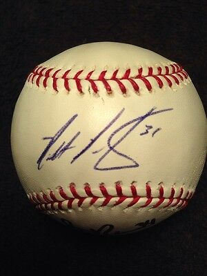 $ CDN13.23 • Buy Matt Mantei Signed Autographed Major League Baseball- Auto Diamondbacks