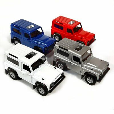 1/38 Scale Die Cast Land Rover Defender - Model Toy Car - Diecast Gift Idea • 10.99£