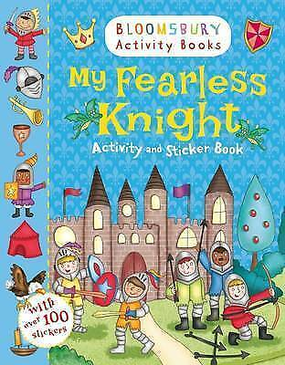 £3.99 • Buy My Fearless Knight Activity And Sticker Book (Chameleons), Bloomsbury, New Book