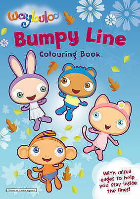 £3.40 • Buy Waybuloo Bumpy Line Colouring Book, VARIOUS, Excellent Book